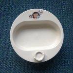 Dětský ohřivací talíř