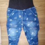 Zateplené Kalhoty
