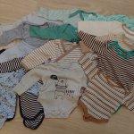 Chlapecké oblečení - balík