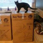 Prodám kombinovaný kočárek Go Petite&Mars