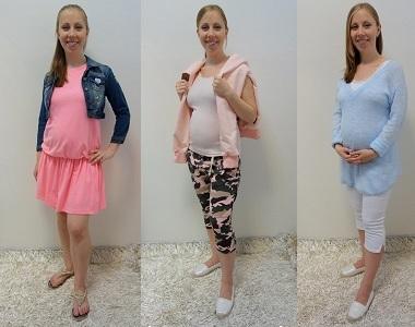 ab45029de07 Těhotenský šatník - oblečení pro všechny trimestry
