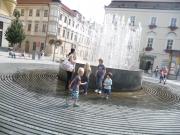 Brno město fontán